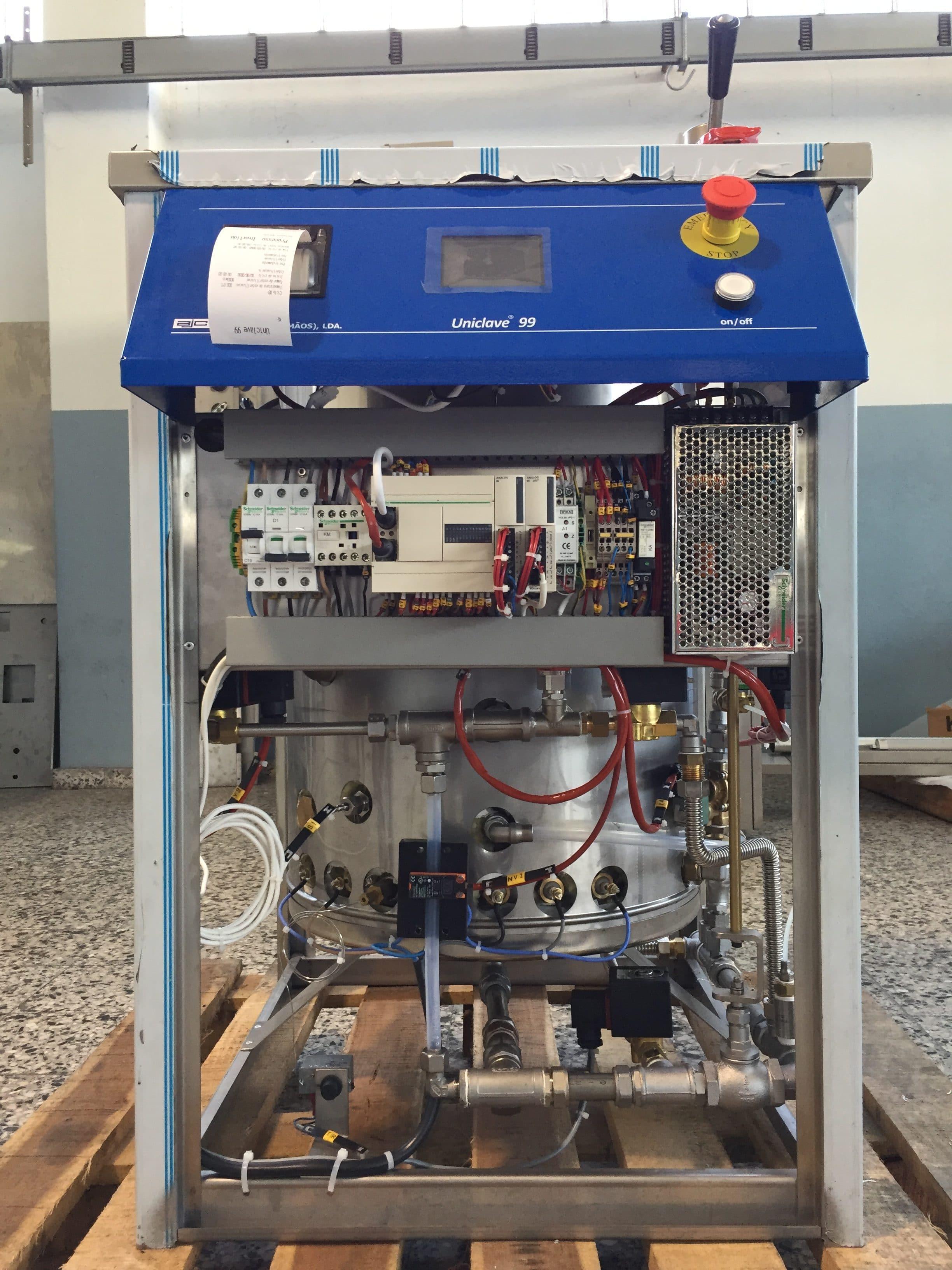 Autoclave vertical AJC - Technic Labo