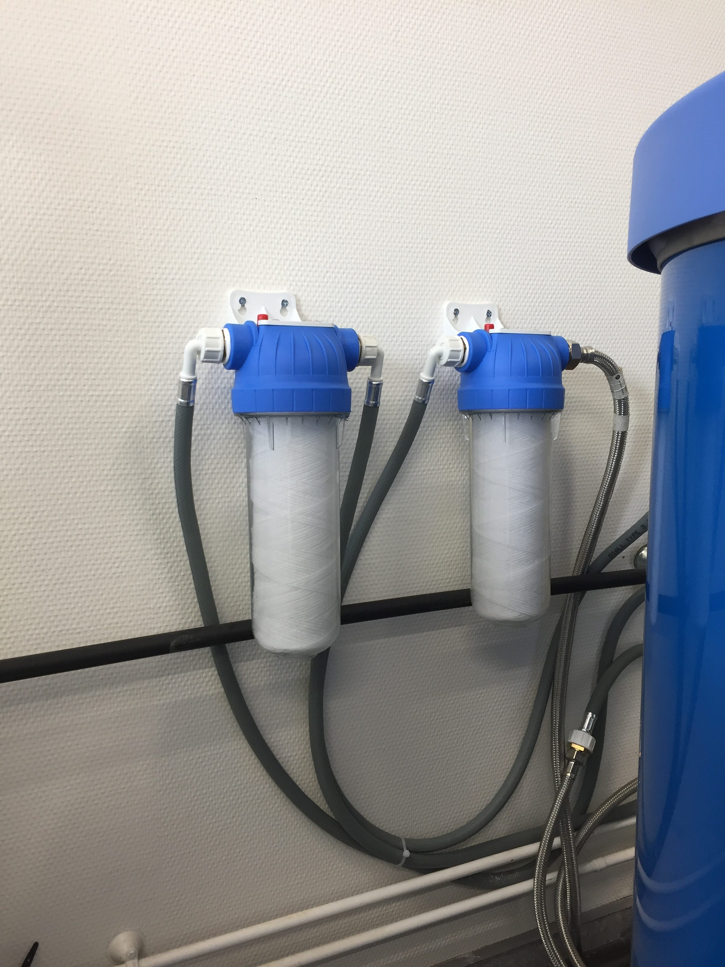 Carters filtration